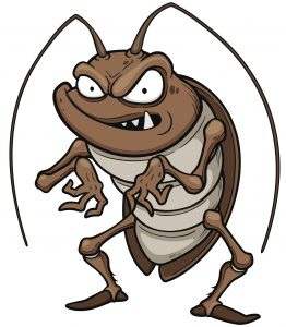 evil cockroach
